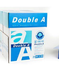Kopieerpapier, Double A, A-4, wit, 80 grams, 500 vel per pak-0