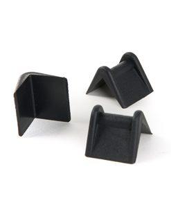 Beschermhoeken, kunststof, t.b.v. 12 mm omsnoeringsband, 2.000 stuks per doos-0