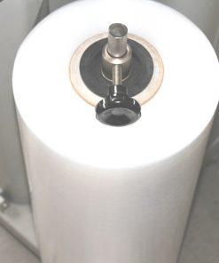Palletwikkelfolie, machinerollen, 200% rek, transparant, 20 My dik, 50 cm x 1.700 m per rol-0