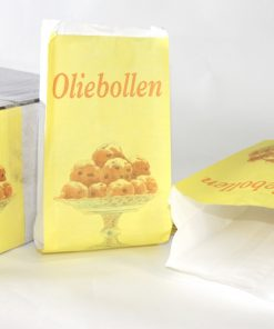 Oliebolzakken, 1 pond, 10 kilo per doos-0